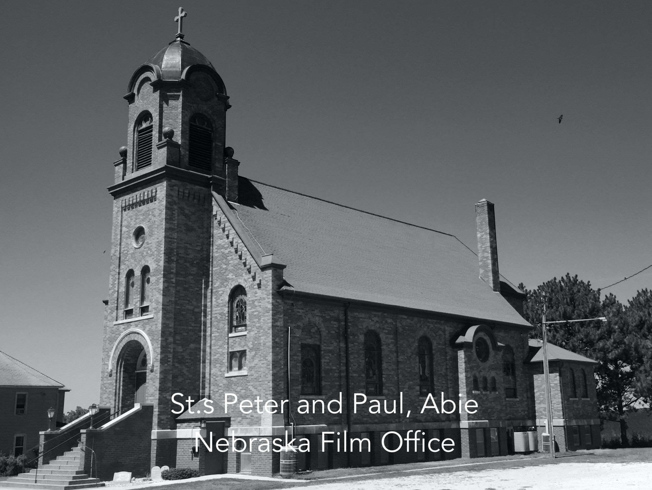 Sts. Peter and Paul Church, Abie, NE