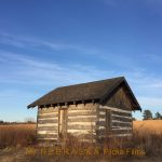 Pioneers Park Nature Center, Lincoln – Hudson Cabin