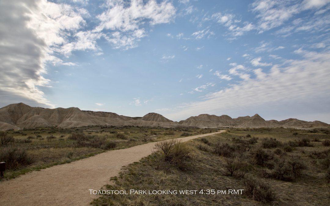 Toadstool Geological Park, Oglala National Grasslands